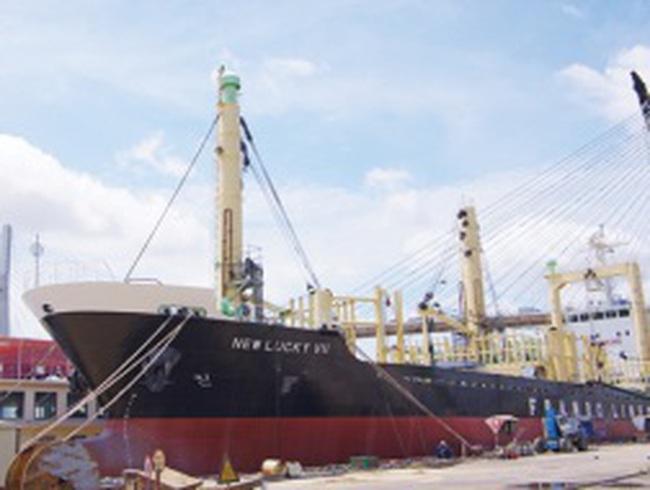 Xuất khẩu tàu biển sang Đài Loan