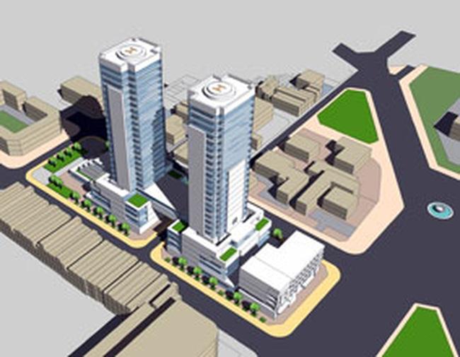 Thủ tướng chấp thuận dự án cao ốc hành chính 25 tầng tại Cần Thơ