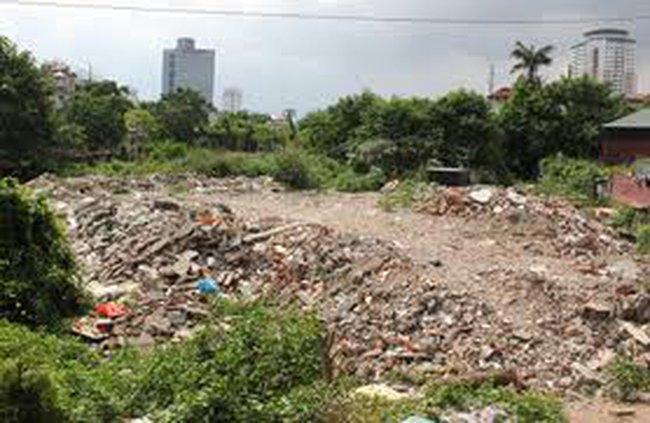 Hà Nội: Một dự án bị bỏ quên 13 năm