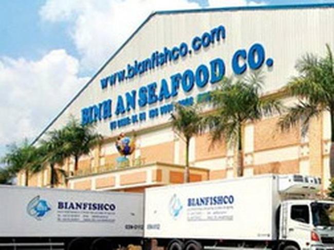 Bianfishco: Năm 2011 đặt mục tiêu 157 tỷ đồng LNST, tăng 76% so với 2010