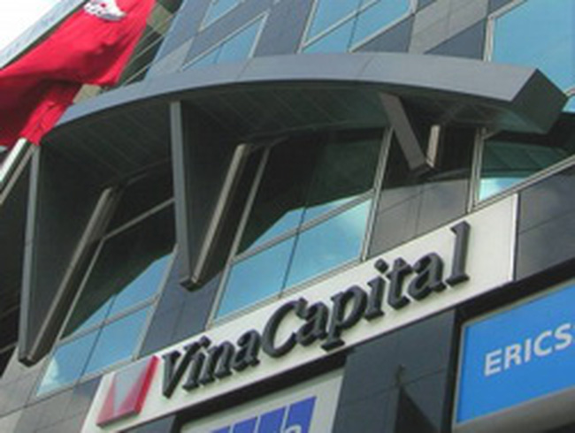 Hai quỹ của VinaCapital còn gần 156 triệu USD tiền mặt