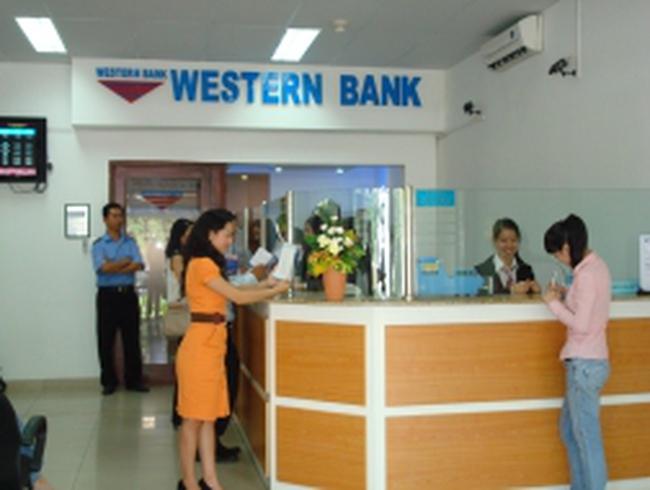 Western Bank đạt 168 tỷ đồng LNTT 6 tháng