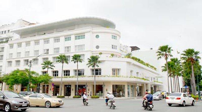 Tp.HCM: Tăng tốc đầu tư khách sạn cao cấp
