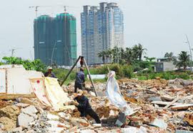 Giá đất và cơ chế bồi thường còn hạn chế