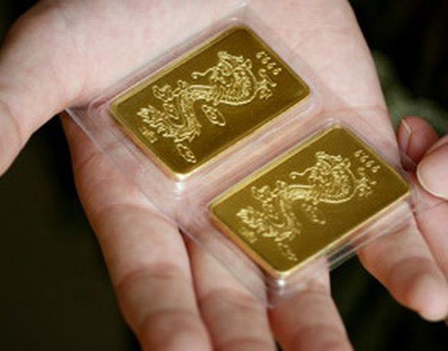 Giá vàng tăng có thể gây bất ổn cho tỷ giá