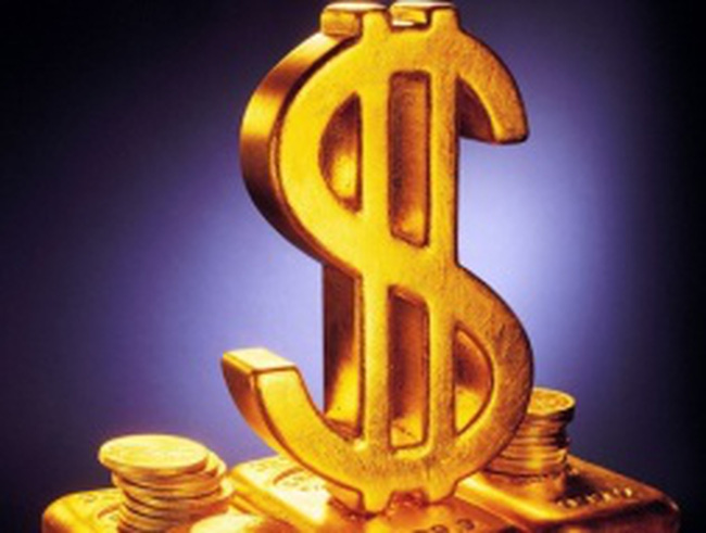 HSBC: Mỹ sẽ không bán vàng dự trữ cho dù nợ chồng chất