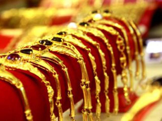 Đến giữa tháng 7, lượng vàng xuất khẩu lên gần 30 tấn