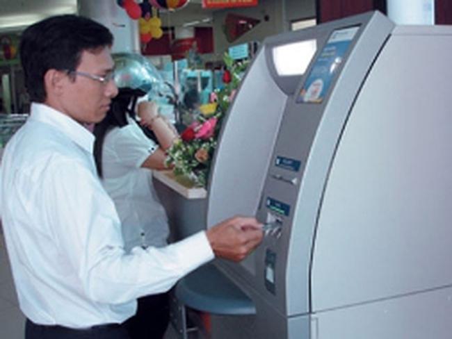 Có thể chuyển tiền qua thẻ ATM giữa các ngân hàng