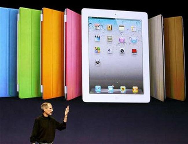 Apple công bố lợi nhuận tăng gấp đôi