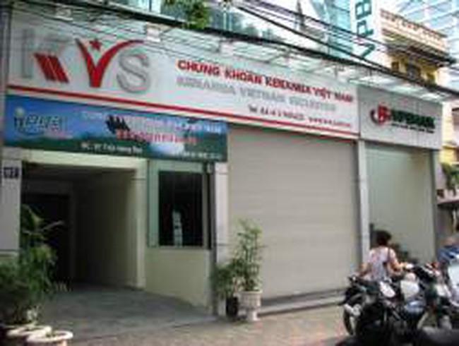 Chứng khoán Kenanga Việt Nam bị phạt 40 triệu đồng