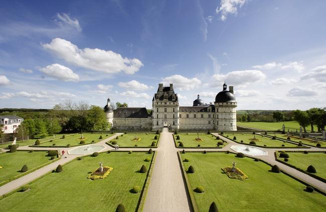 Thung lũng lâu đài Loire