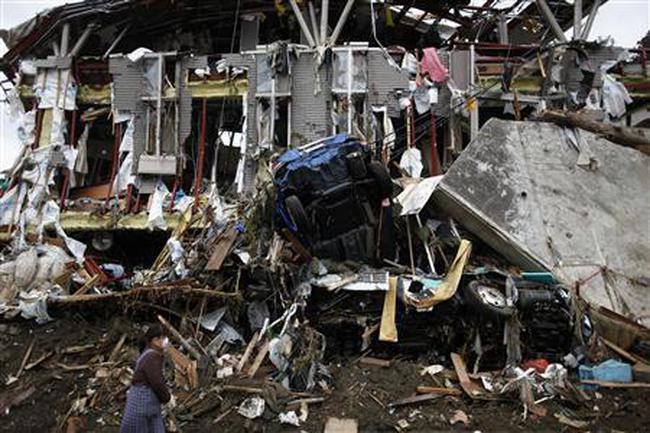 Sau động đất, người Nhật không dám sống tại nhà cao tầng