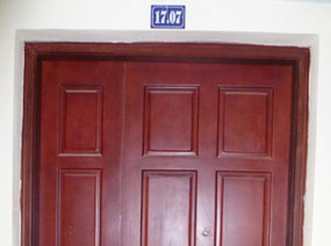 Nhà TNT CT1: Hai căn hộ vi phạm, mới niêm phong một