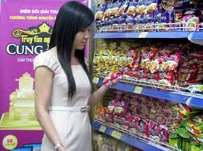 Công nhân Cty Masan Food ngừng việc đòi tăng lương