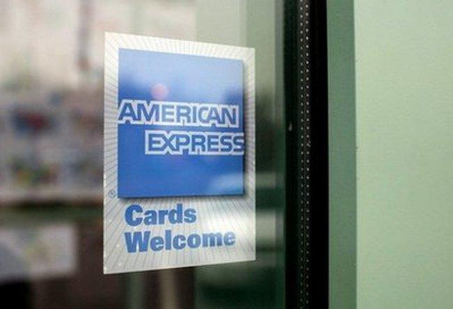 Lợi nhuận quý 2/2011 của American Express tăng 27%
