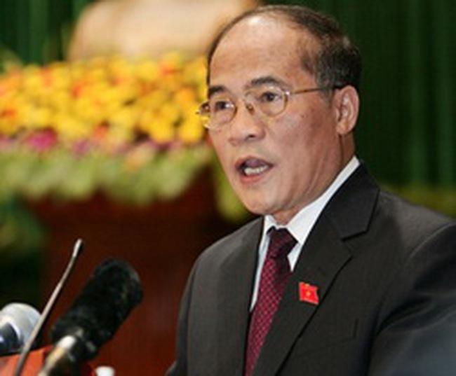 PTT Nguyễn Sinh Hùng: Lạm phát có yếu tố từ gói kích thích kinh tế 2008-2010