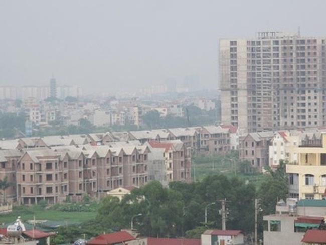 Bất động sản nín thở trước ngày duyệt quy hoạch chung Thủ đô