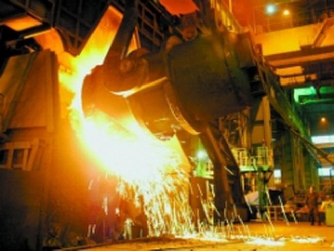 Sản lượng thép thế giới tăng 7,6% trong nửa đầu năm 2011