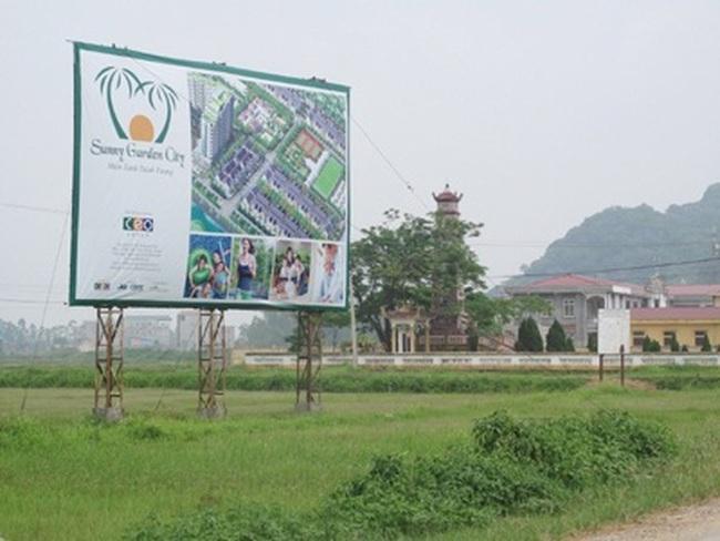 """Hà Nội thành """"siêu thị"""" bất động sản"""