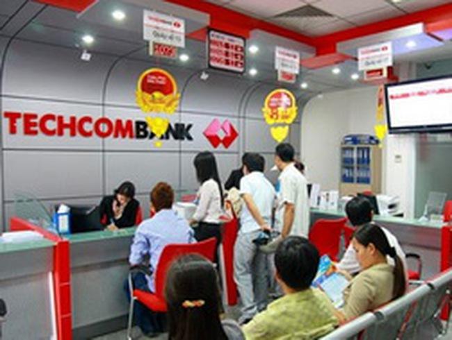 Techcombank: 6 tháng đạt hơn 1.500 tỷ đồng lợi nhuận,  bằng 40% kế hoạch năm