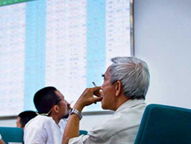Nhà đầu tư đang đánh cược với thị trường
