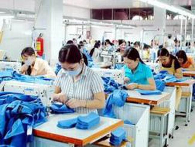 Vốn nước ngoài tiếp tục đổ vào ngành dệt may