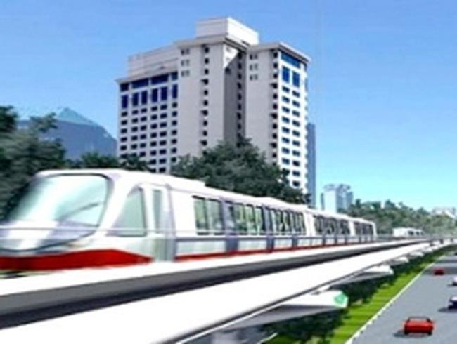 Gấp rút chuẩn bị các gói thầu đường sắt đô thị