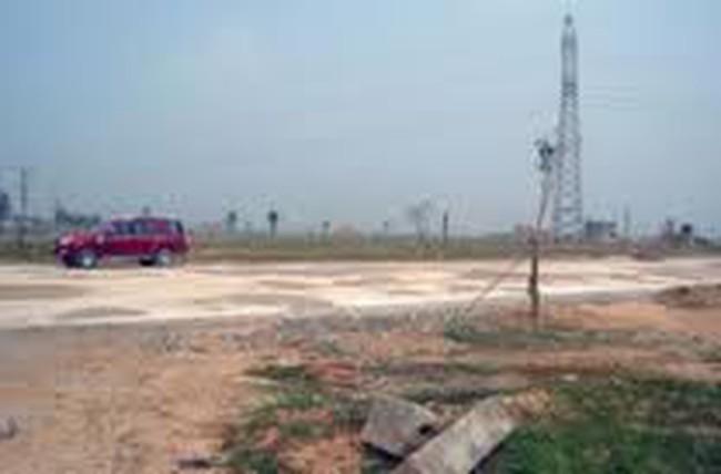 Xây dựng hạ tầng kỹ thuật khu đất gần 2,7ha tại huyện Thạch Thất, Hà Nội