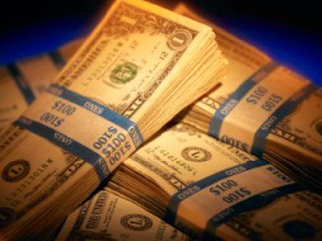 Tỷ giá USD của các NHTM hạ 20 đồng