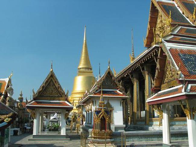 Đến năm 2030, thủ đô Bangkok của Thái Lan có thể chìm trong nước biển