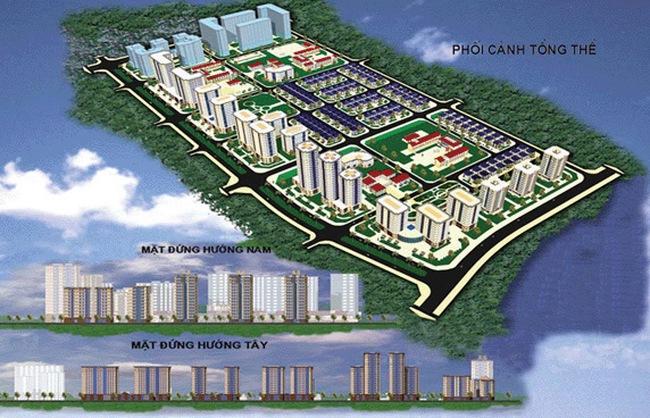 UDIC xây khu đô thị gần 1.700 tỷ đồng tại Q.Hoàng Mai