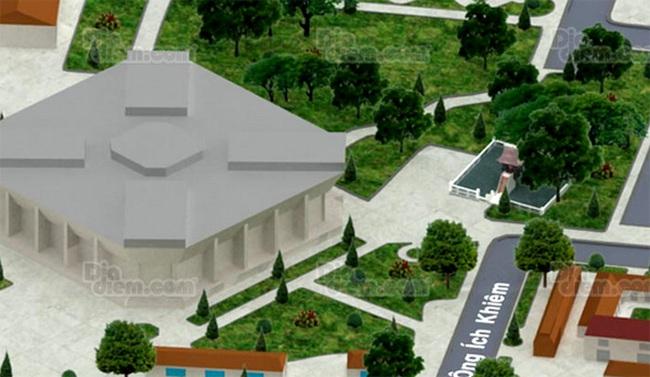 Vẻ đẹp của thủ đô Hà Nội qua hình ảnh 3D