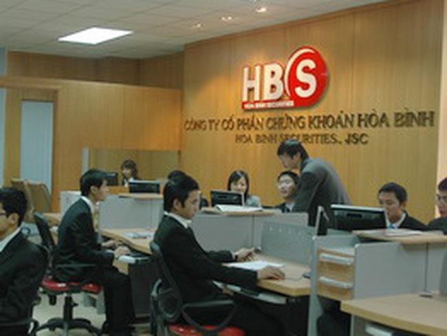 HBS: Q2 lãi 840 triệu đồng