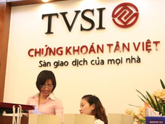 TVSI: 6 tháng lợi nhuận sau thuế 5,1 tỷ đồng