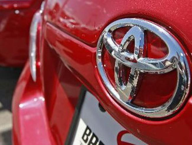 Sản xuất của Toyota gần trở lại mức trước thảm họa động đất