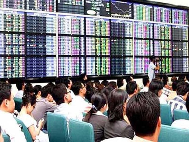 Vn-Index chốt ngày tăng nhẹ