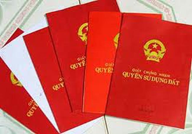 Ứng Hòa: Chậm cấp sổ đỏ, người dân thiếu vốn