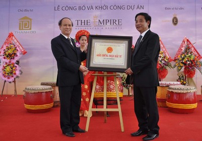 Khởi công dự án hơn 10.000 tỷ đồng tại Đà Nẵng