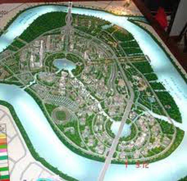 Tháng 8-2011: Di dời các chợ nằm trong dự án khu đô thị mới Thủ Thiêm