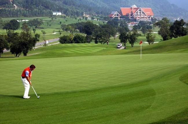 Đề xuất xây sân golf 18 lỗ tại Bắc Ninh