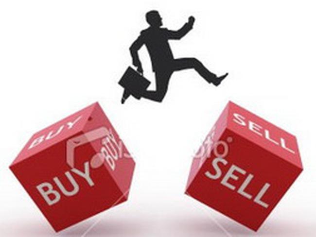 Thanh khoản thấp, HNX-Index tiến về dần về đáy
