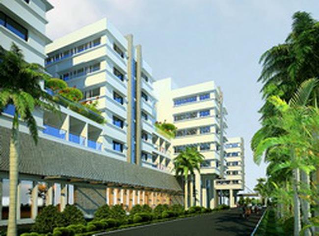 Times City: Dự án bệnh viện VINMEC sẽ đi vào hoạt động vào đầu năm 2012