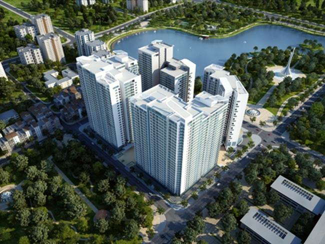 Hà Nội: Triển khai xây dựng nhiều dự án công viên cây xanh lớn