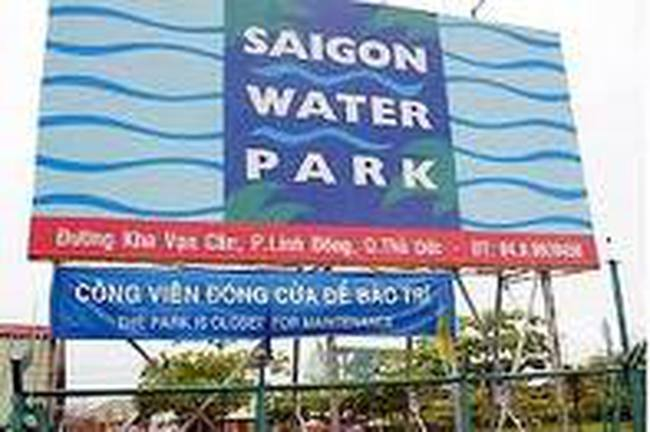 Kiểm tra việc chuyển nhượng vốn tại Saigon Water Park