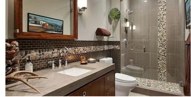 10 phòng tắm và nhà bếp đẹp nhất năm 2011