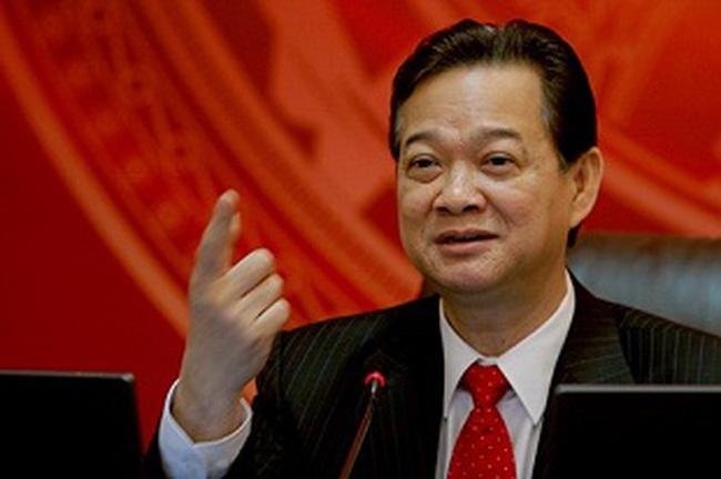 Thủ tướng Nguyễn Tấn Dũng tái đắc cử