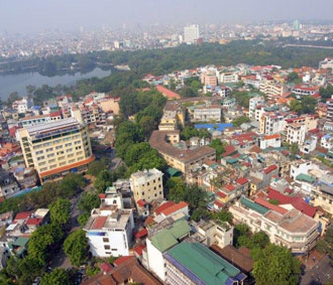 Thủ tướng phê duyệt Quy hoạch Hà Nội mở rộng