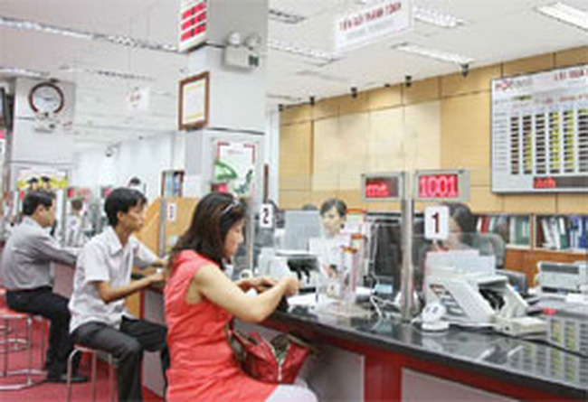 Ngân hàng nhỏ quay lưng với tín dụng phi sản xuất