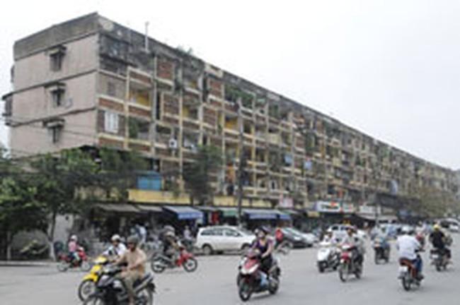 Xây dựng lại chung cư cũ: Phải cân đối lợi ích giữa các chủ thể