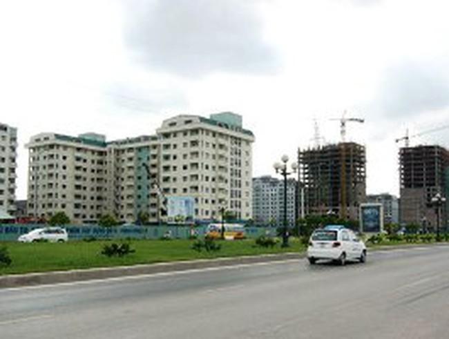 Điều chỉnh cục bộ tại ô quy hoạch số 03, Quy hoạch chi tiết huyện Từ Liêm